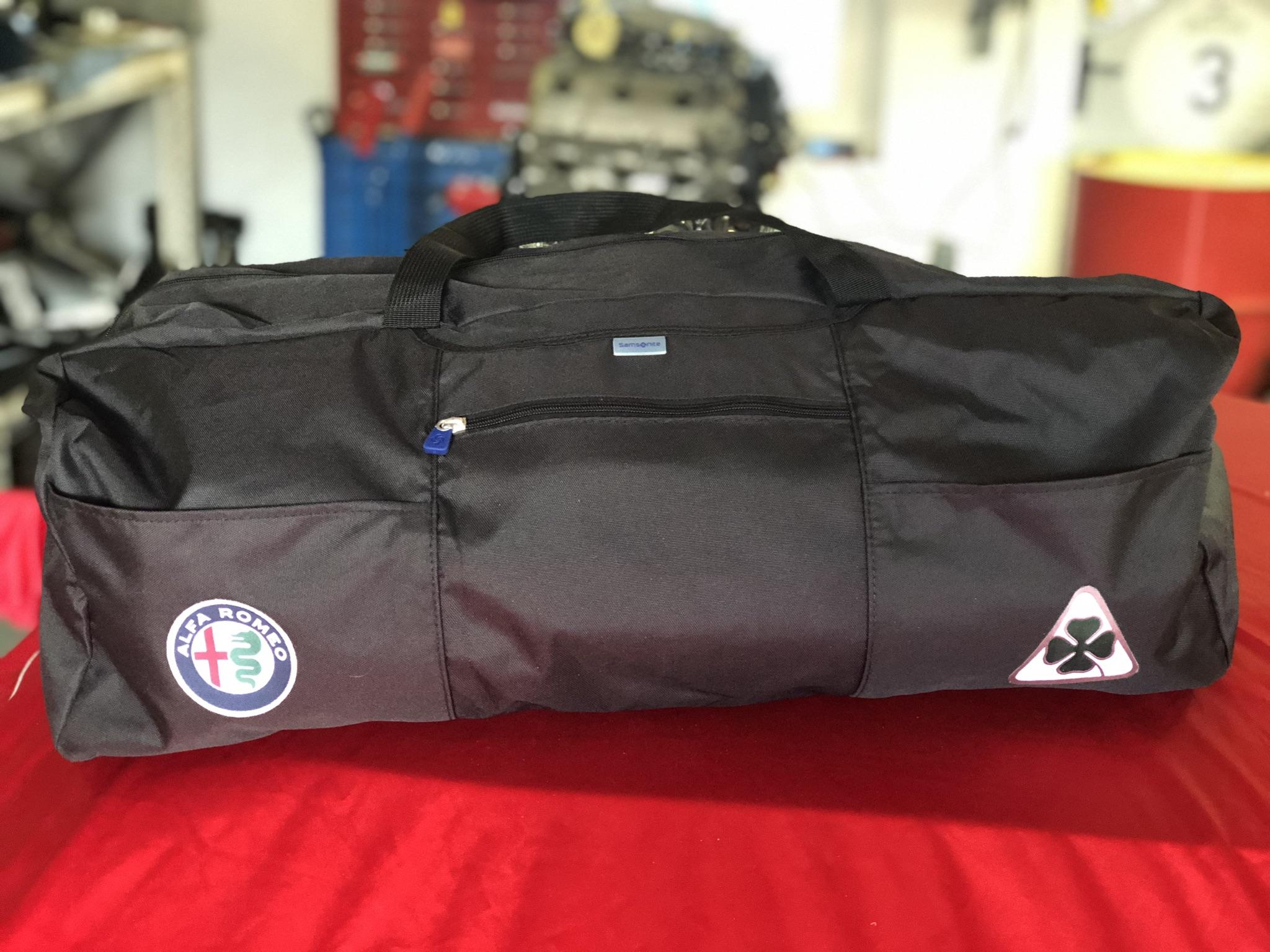 Softbag für das Alfa Romeo 4C Spider Verdeck