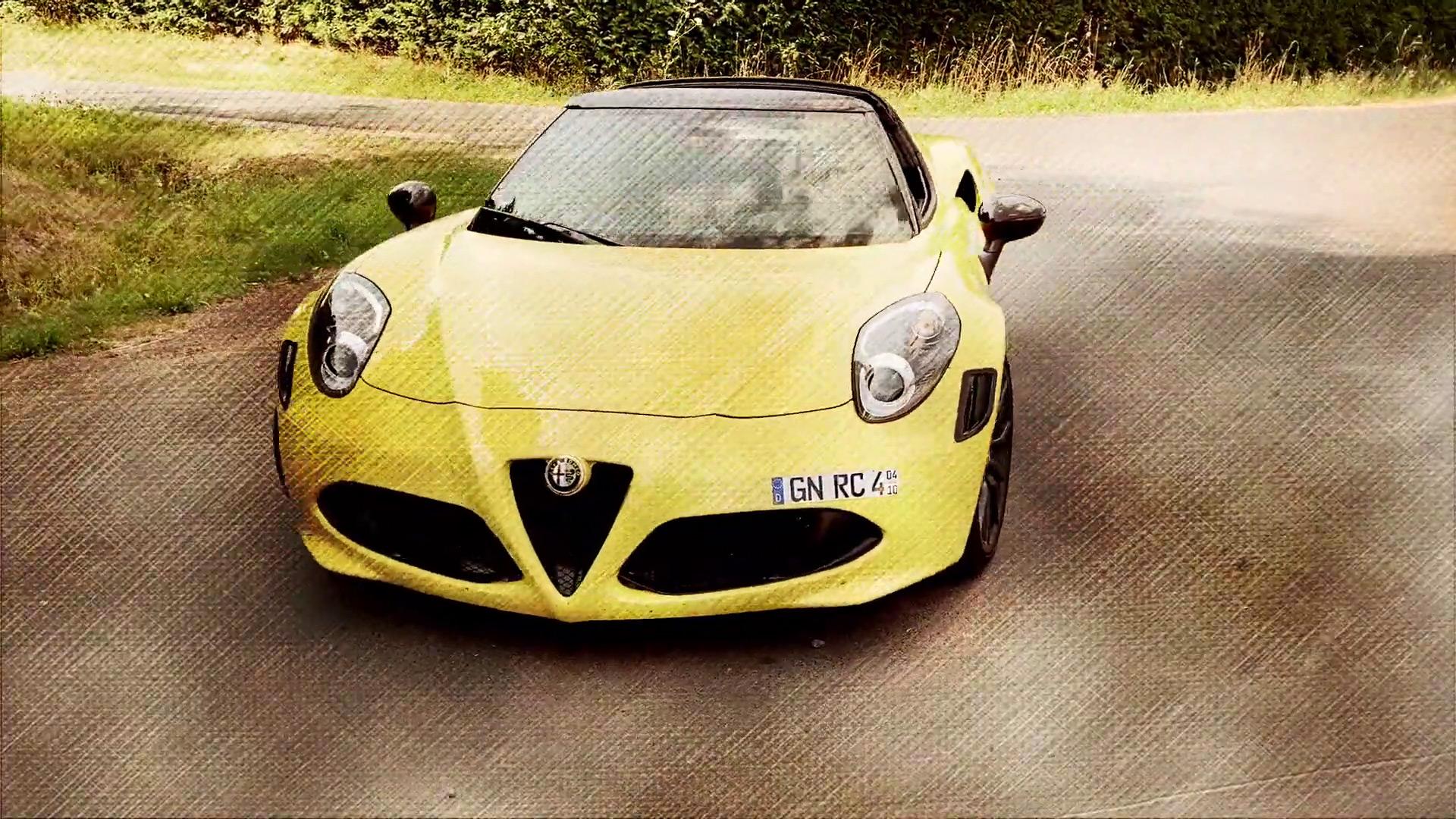 Ferrari-Feeling zum Alfa-Romeo-Preis: Alfadoktor Robert Clever beschreibt den Alfa Romeo 4C