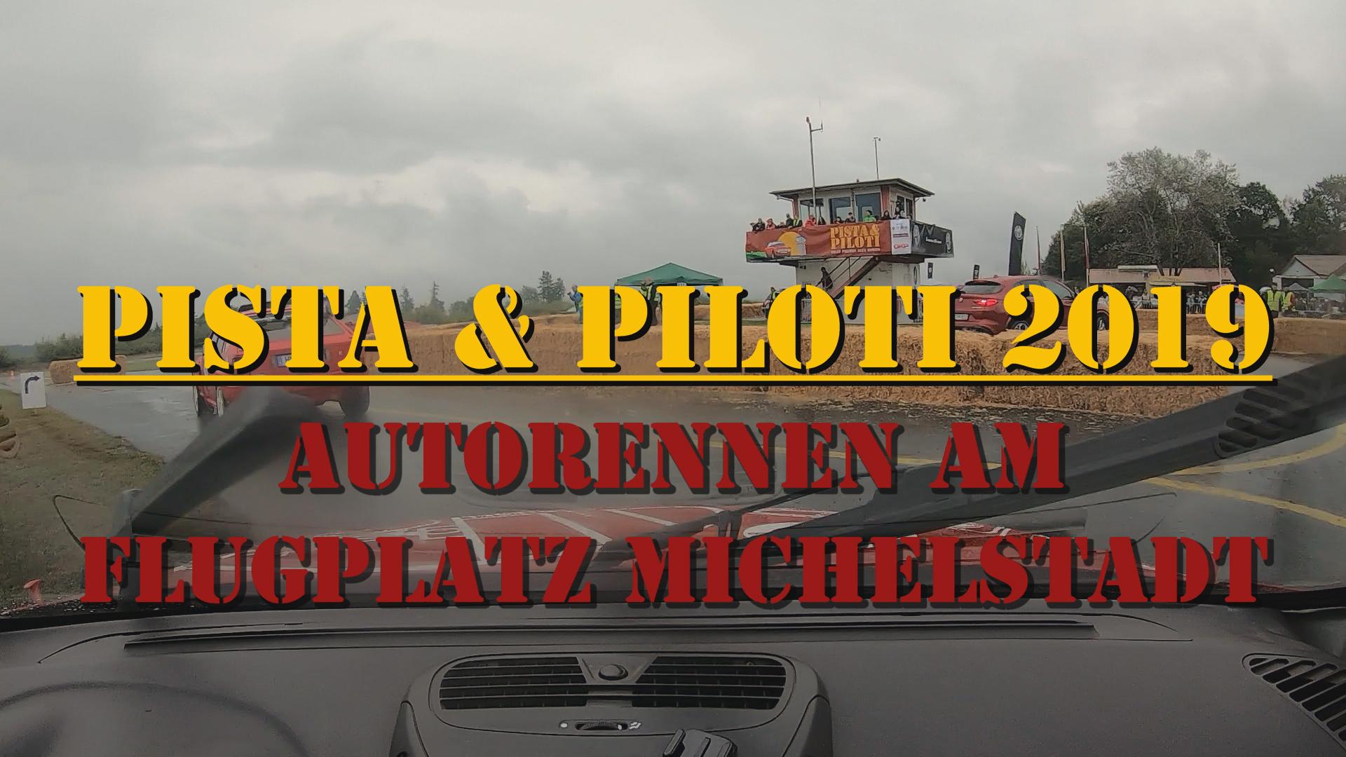 Der Alfadoktor bei PISTA & PILOTI 2019 am Flugplatz Michelstadt