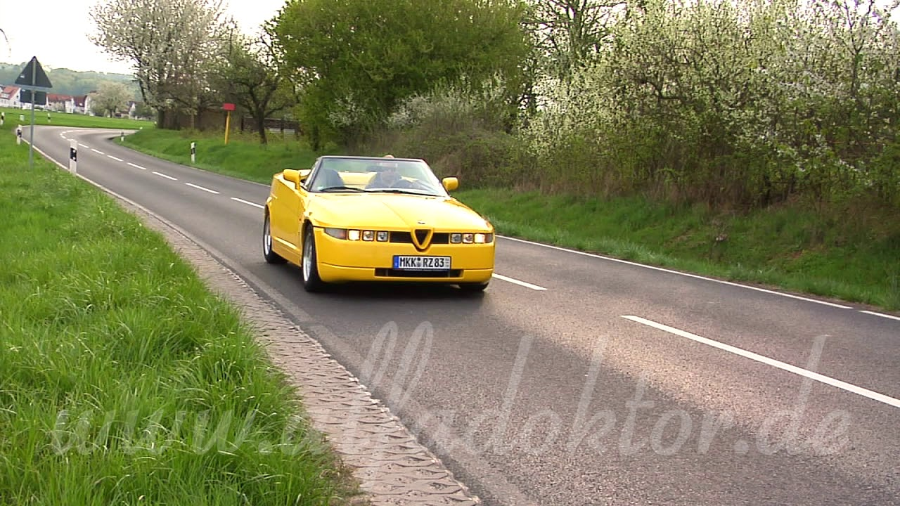 Alfa Romeo Roadster Zagato (Alfa Romeo ES 30)